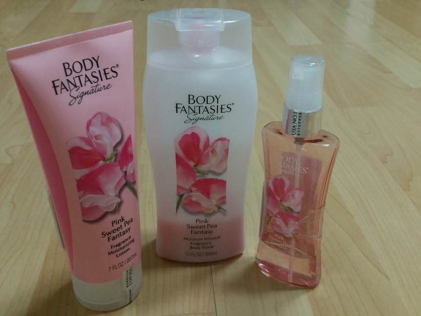 Favourite Scents – Body Fantasies Signature