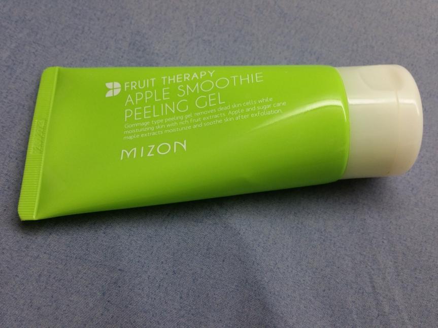 Review – Mizon Fruit Therapy Apple Smoothie PeelingGel