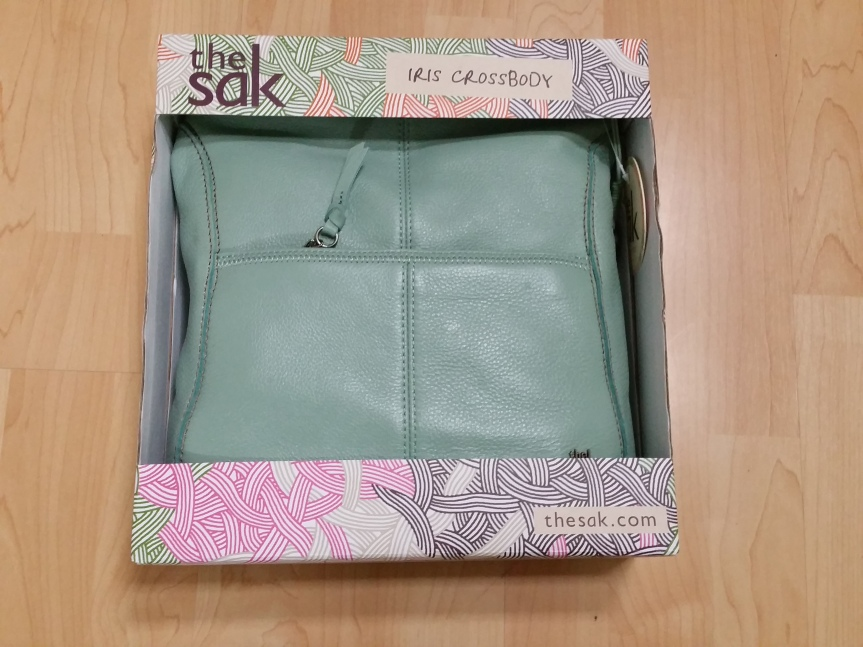 New Accessories – My New Spring Handbag from 'The Sak'