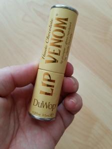 DuWop Lip Venon Haute Chocolate 01