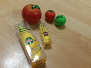 Fruit from Tony Moly
