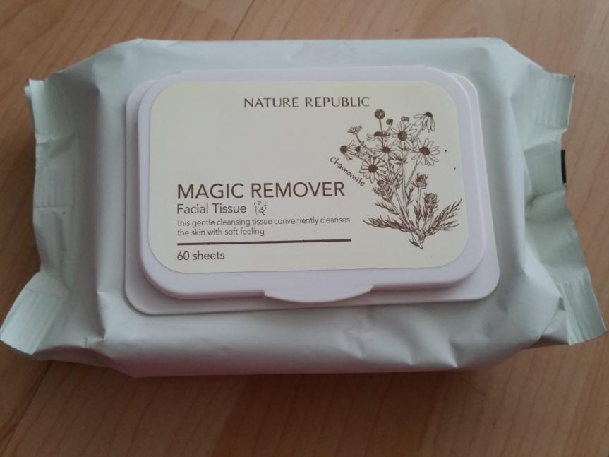 Natures Republic Magic Wipes 01