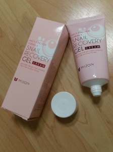 Mizon Snail Gel 01