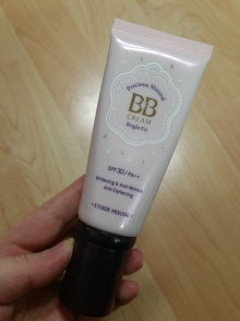 Etude House Bright Fit BB 1