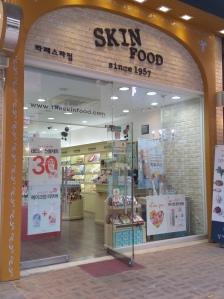 La Festa Skin Food