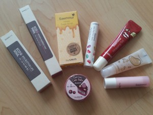 The Saem Lip Haul 01