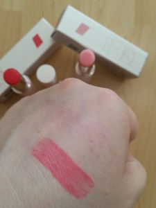 IPKN Twinkle Lips Swatches