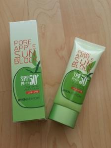 IPKN Pore Apple Sun Block