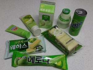 Korea Melon Mania