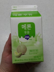 Melon Milk