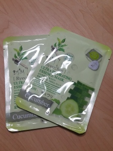 Ryeo:hui Cucumber Essence Mask