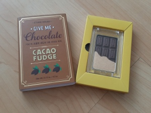 Etude House Give Me Chocolate