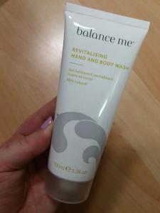 Balance Me Body Wash