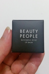 Beauty People Rose Lip Balm