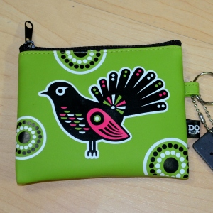 Fantail coin purse