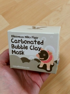 Elizavecca Milky Piggy Carbonated Clay