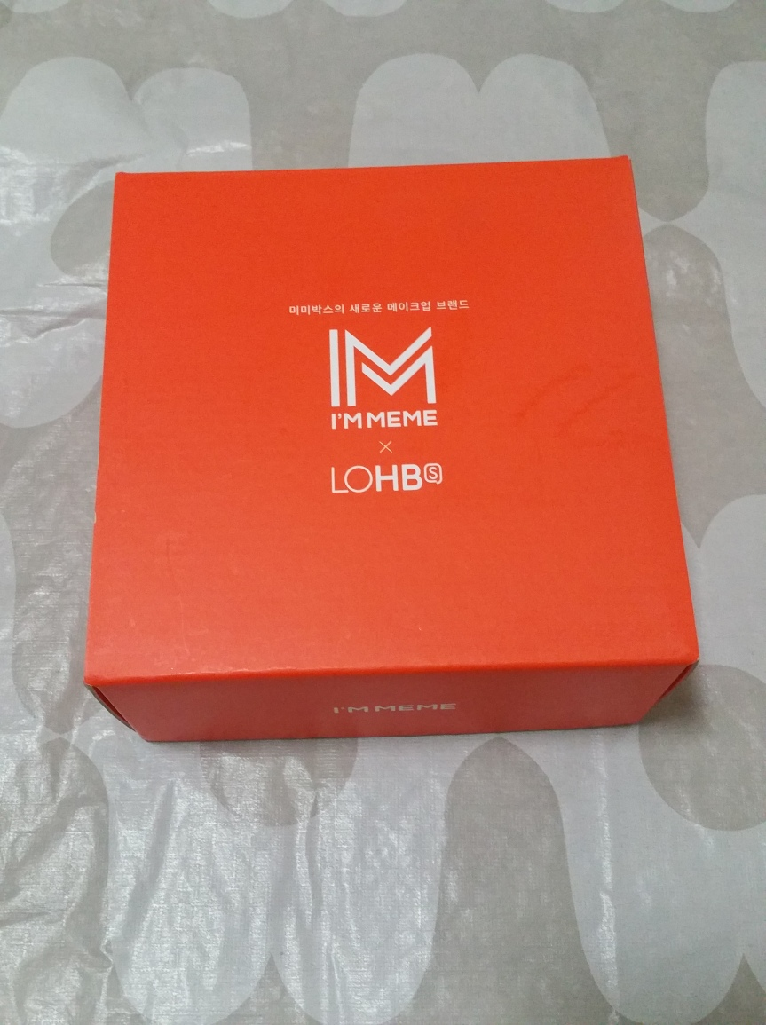 Non-Subscription Box – MEME x LOHB (December 2015)