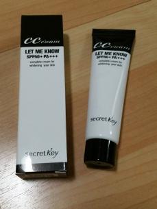 Secret Key CC Cream