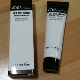 Secret Key CC Cream