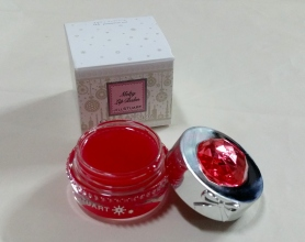 Jill Stuart Melty Lip Balm Poinsetta Red