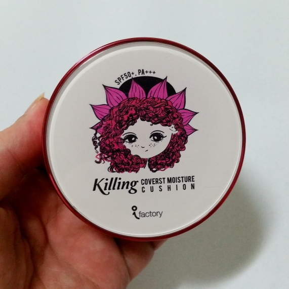 ifactory Killing Coverst Moisture Cushion