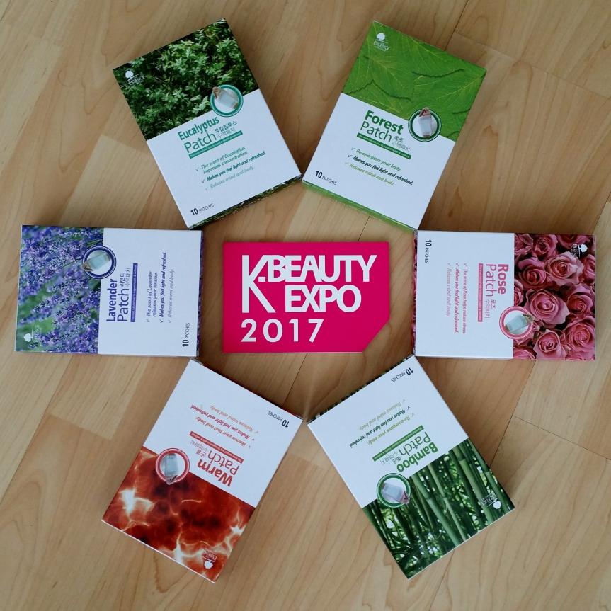 K-Beauty Expo – The Essence of Nature SapPatches