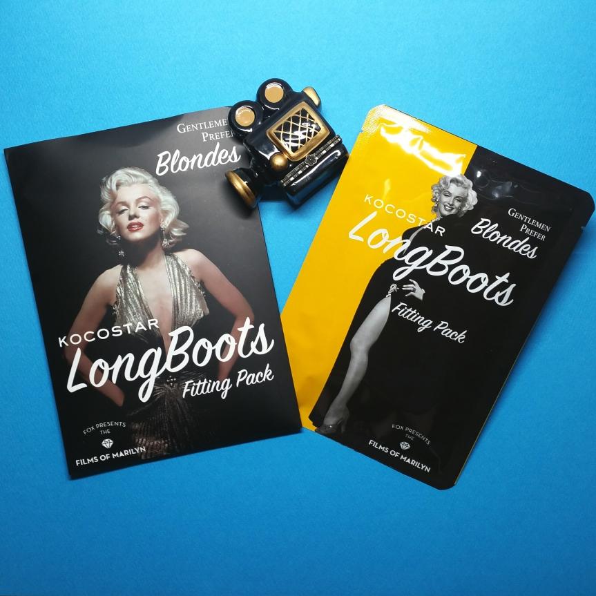 K-Beauty Expo – Kocostar Long Boots FittingPack