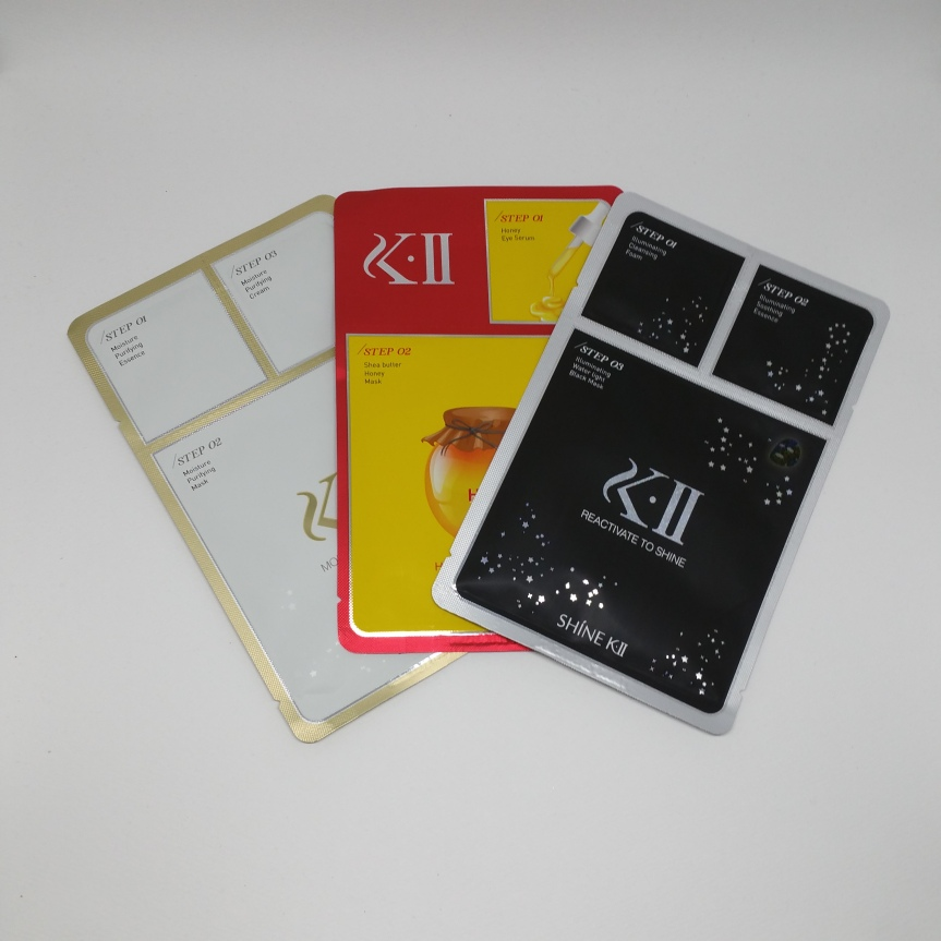 K-Beauty Expo – Three Shine K-II Sheet Masks